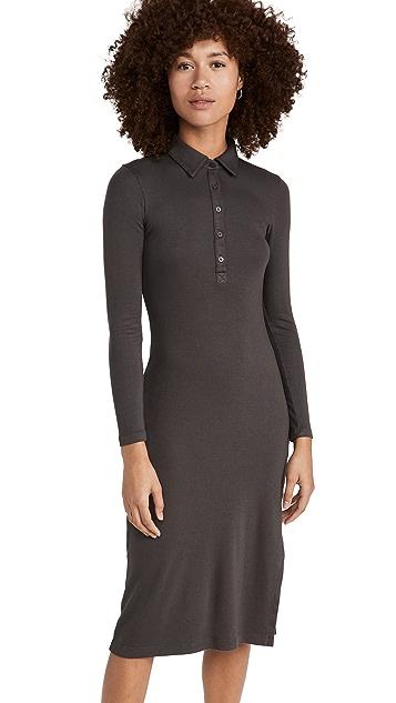 Stateside Polo Midi Dress