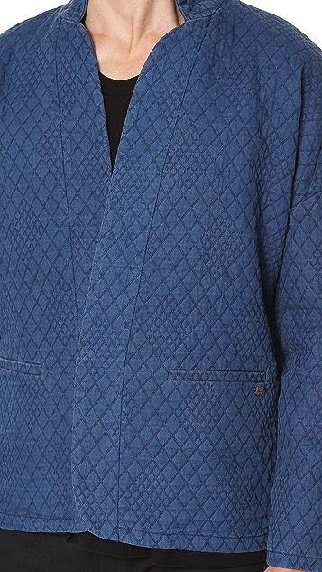Scotch & Soda Kimono Interlock Blazer