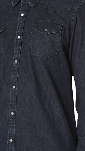 Scotch & Soda Denim Shirt