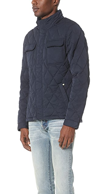 Scotch & Soda Quilted Nylon Jacket