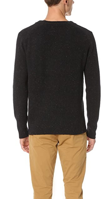 Scotch & Soda Colored Nep Sweater