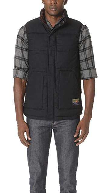 Scotch & Soda Quilted Bodywarmer Vest