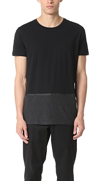 Scotch & Soda Colorblock Tee