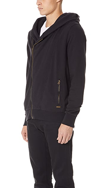 Scotch & Soda Biked Zip Cardigan