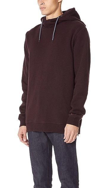 Scotch & Soda Hooded Sweatshirt