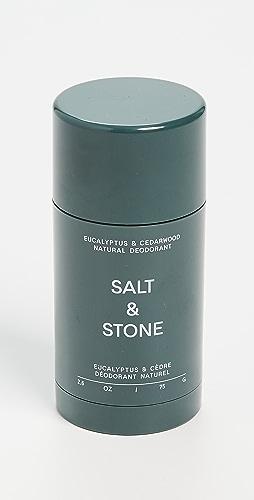 Salt & Stone - Eucalyptus & Cedarwood - Formula Nº 1 Deodorant Stick