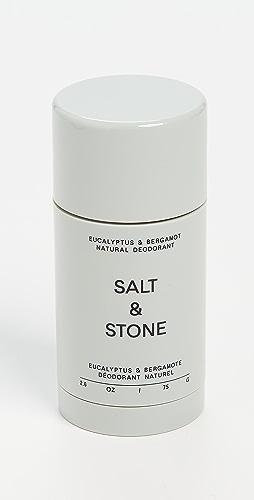 Salt & Stone - Eucalyptus & Bergamot - Formula Nº 2 Deodorant Stick