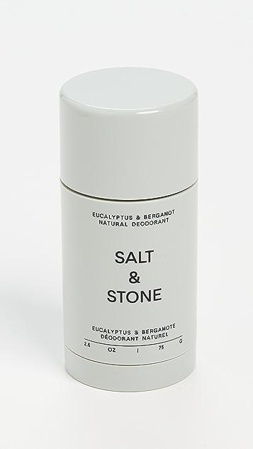 Salt & Stone Eucalyptus & Bergamot - Formula Nº 2 Deodorant Stick