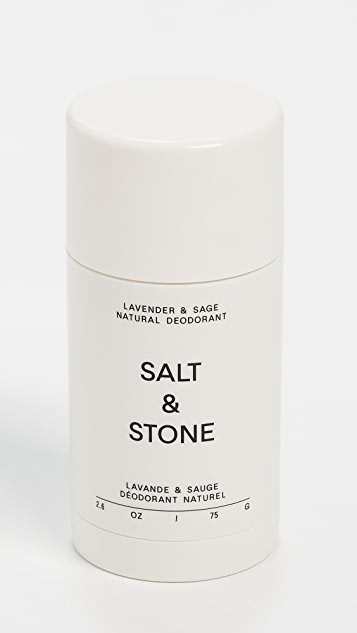 Salt & Stone Lavender & Sage - Formula Nº 1 Deodorant Stick