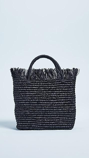Sensi Studio Canasta Mejicana Small Handbag