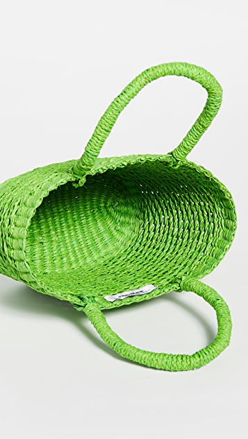 Sensi Studio Миниатюрная объемная сумка с короткими ручками