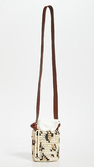Sensi Studio Миниатюрная сумка-ведро