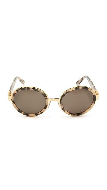 Super Sunglasses Santa Puma Sunglasses
