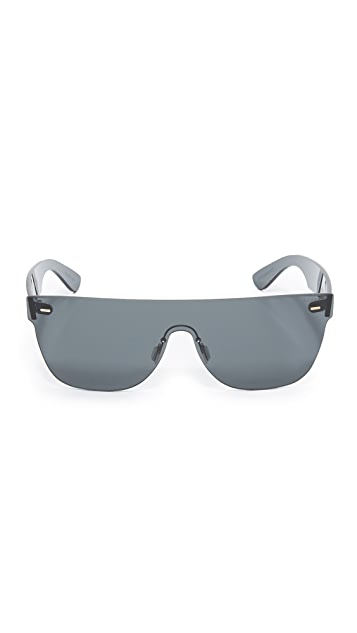 Super Sunglasses Tuttolente Flat Top Sunglasses