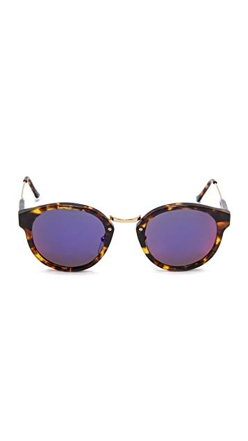 Super Sunglasses Panama Infrared Sunglasses