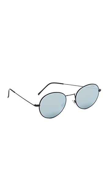 Super Sunglasses Wire Zero Base Sunglasses