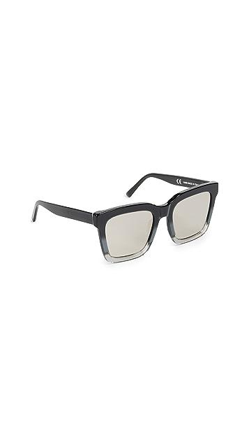 Super Sunglasses Aalto Monochrome Fade Sunglasses