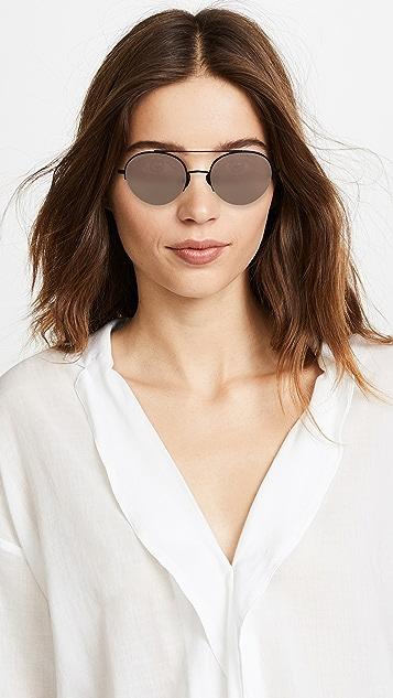 Super Sunglasses Cooper Monochrome Fade Sunglasses