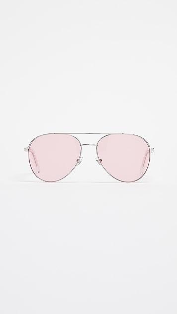 Super Sunglasses Ideal Aviator Sunglasses