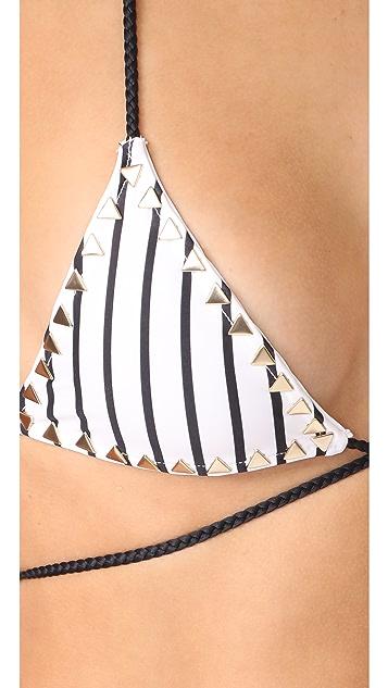 SAME SWIM The Vixen Bikini Top