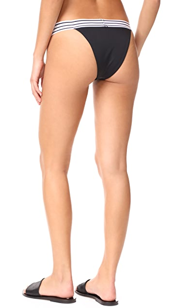 SAME SWIM The Lola Low Rise Bikini Bottoms