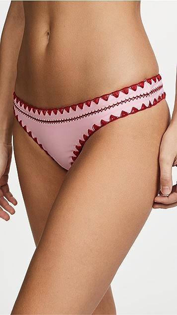 SAME SWIM The Cheeky Bikini Bottoms