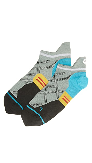 STANCE Run Endeavor Tab Sneaker Sock