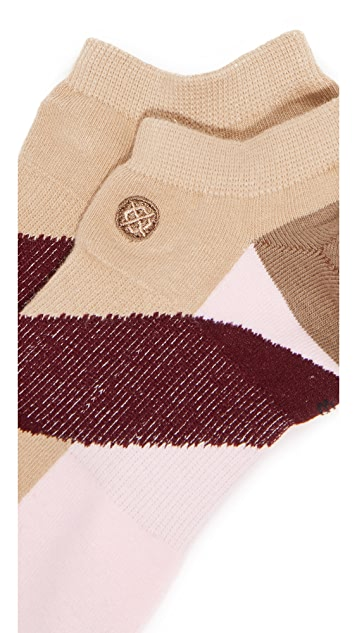 STANCE Invisible Boot Lite Diagonal Boot Socks