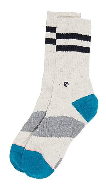 STANCE Classic Crew Stripe Socks