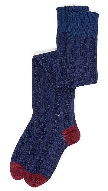 STANCE Over the Knee Fine Line Socks