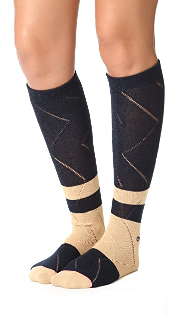 STANCE Cross Hatch Boot Socks