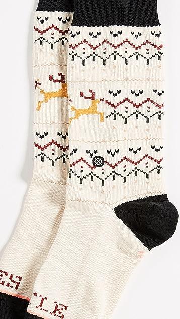 STANCE Mistle Toe Socks