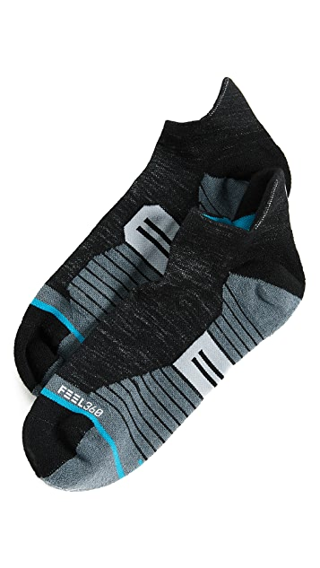 STANCE Run Uncommon Solid Low Tab Socks