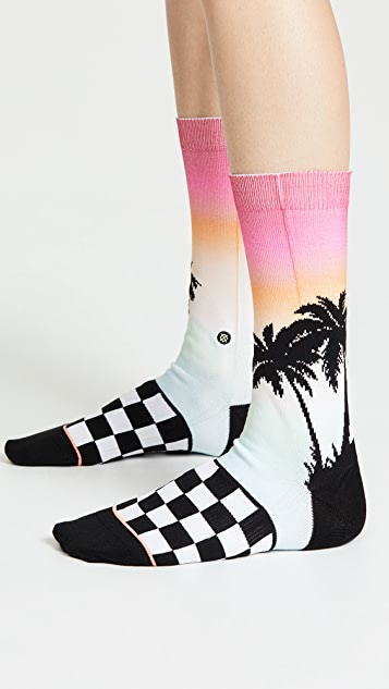 STANCE Bae-cation Crew Sock