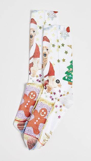 STANCE Mrs. Paws Socks - White