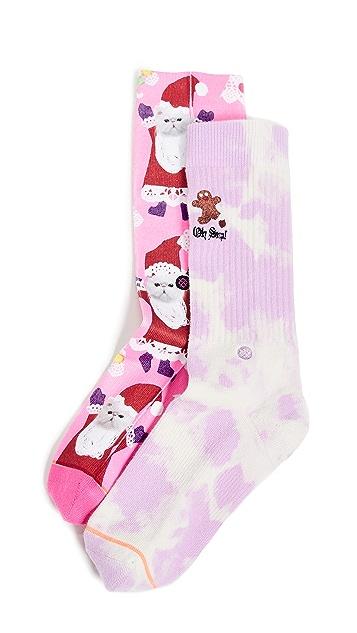 STANCE Oh Snap Socks Box Set