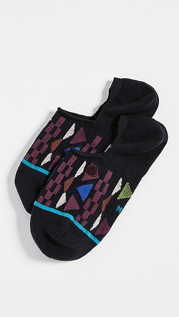 STANCE Geometric Low Socks