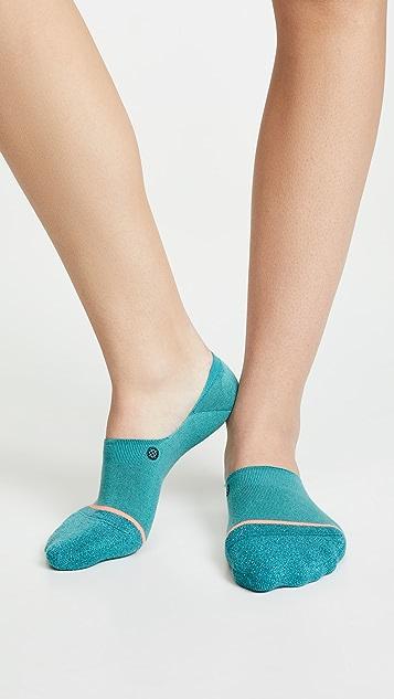 STANCE Невидимые под обувью носки Glowing