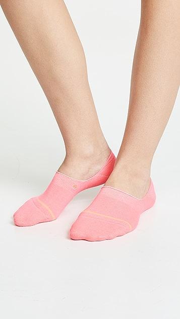STANCE Невидимые под обувью носки Zip