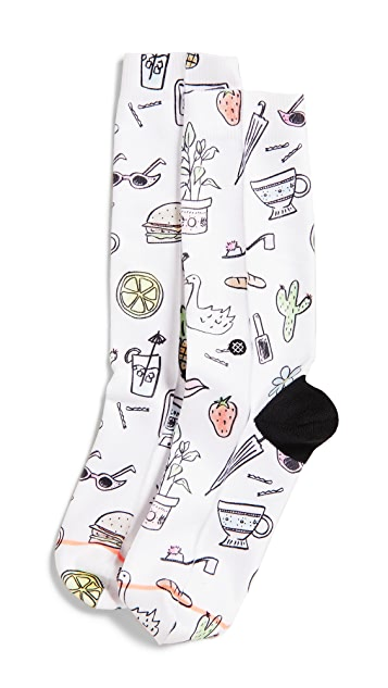 STANCE Носки Shopping List