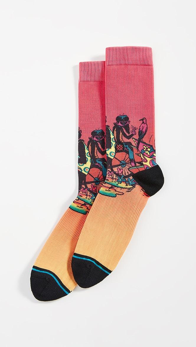 Stance Glass Beach Boys Sock