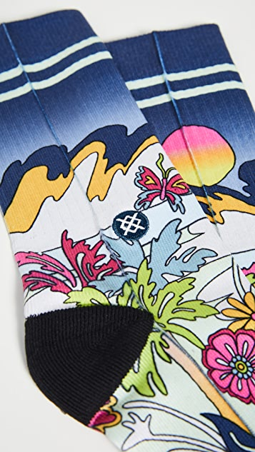 STANCE Total Paradise Socks