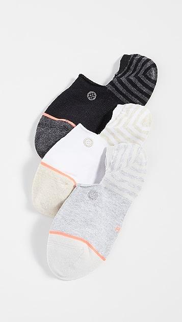 STANCE Sensible 3 双装袜子