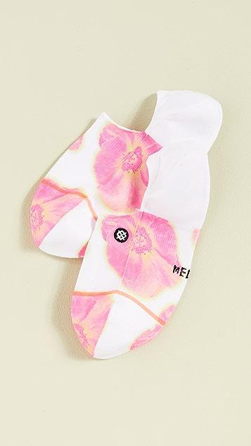 STANCE Утепленные носки с цветочным рисунком