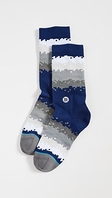 STANCE Digi Stripe Socks