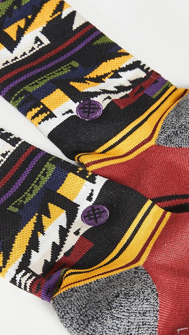 STANCE COLLISION Socken 2020 black