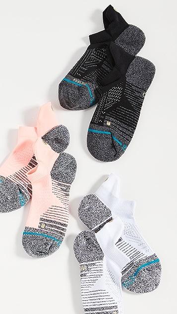 STANCE Athletic Tab 3 双装袜子