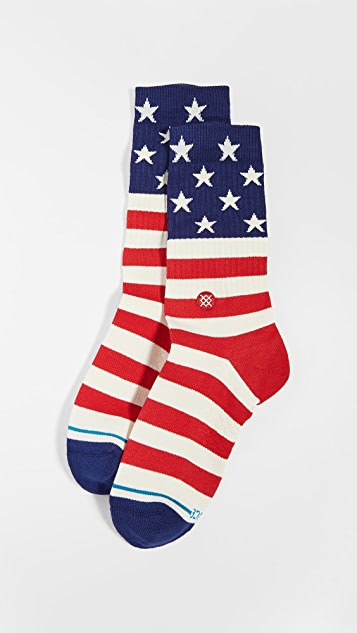 STANCE The Fourth St Screw Socks
