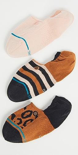 STANCE - Flawsome 3 Pack Socks