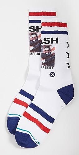 STANCE - Cash American Rebel Crew Socks